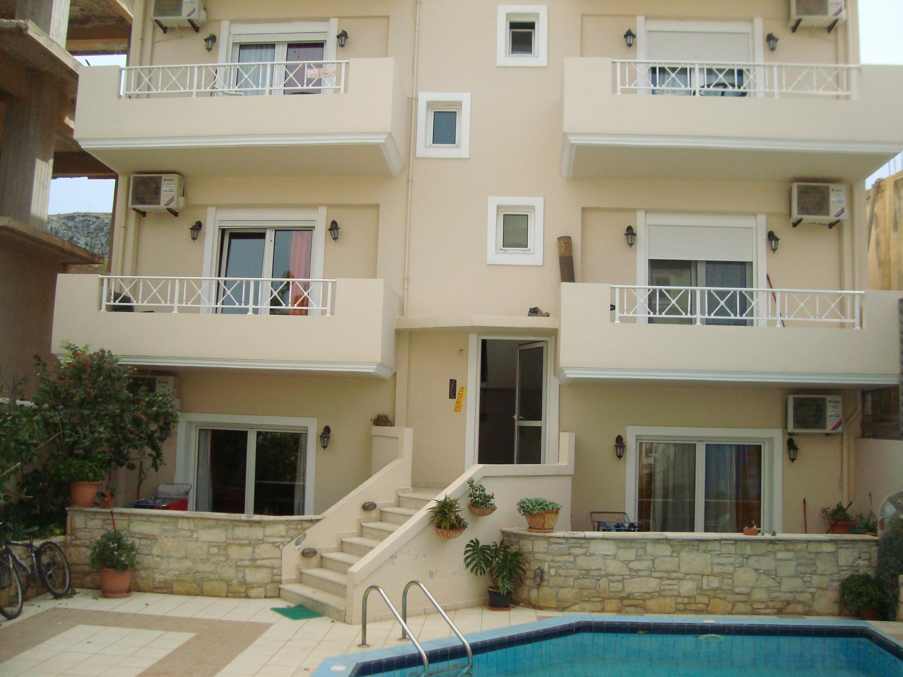Kokkini Hani Apartments